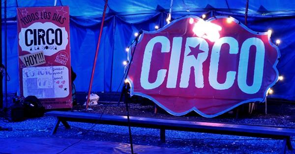 """Circo La Audacia: """"No se nos está permitiendo ser itinerantes"""""""