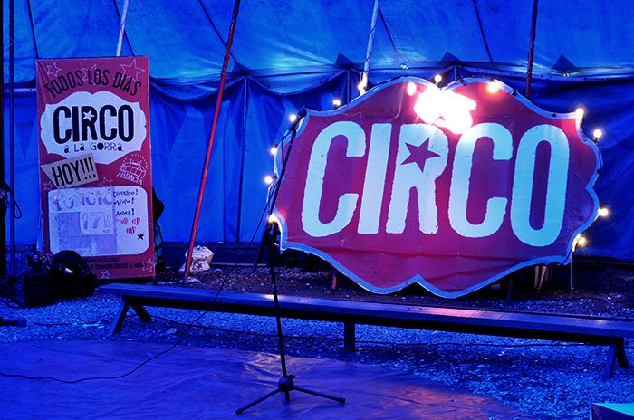 """La Audacia: el circo, de caravana a la """"República de Batán"""""""