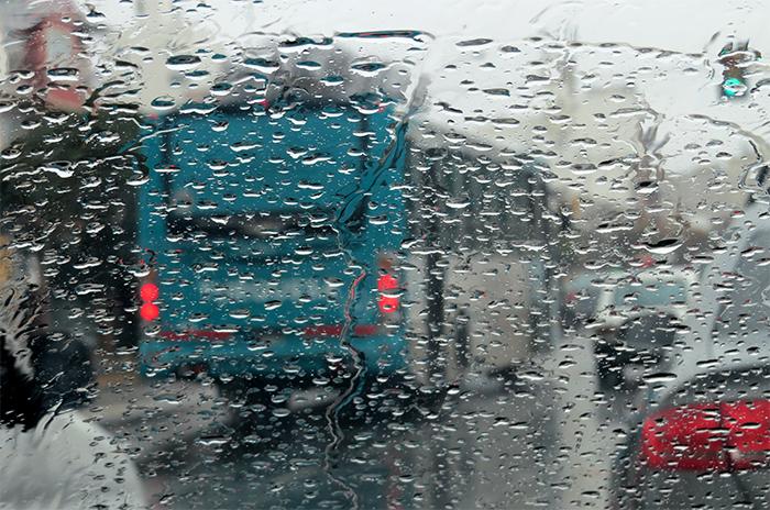Tras una jornada lluviosa, el pronóstico para la semana