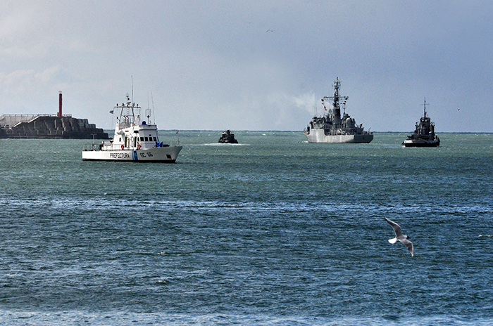 San Antonino: la búsqueda sigue con aportes de la Armada