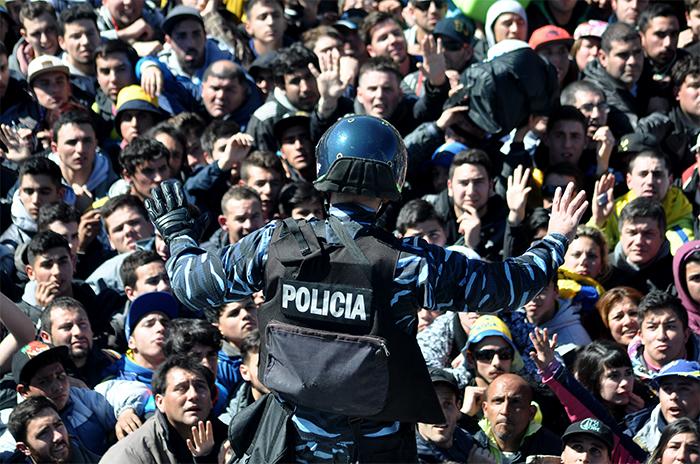 Fútbol de Verano: el operativo de seguridad, con 800 efectivos