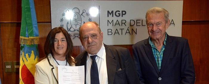 """Magnoler asumió en el Emtur: """"Hay que posicionar la ciudad"""""""