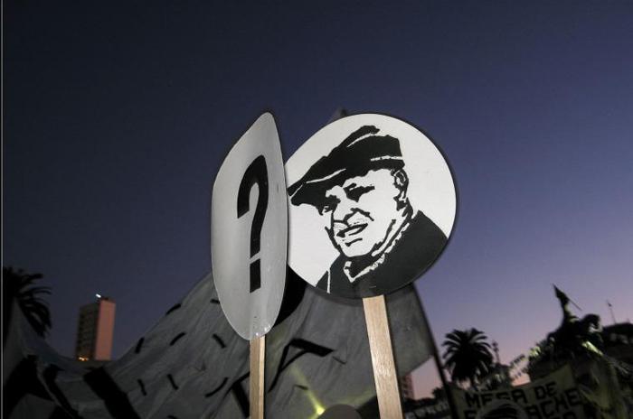 """A diez años de su desaparición en democracia, """"acá falta López"""""""