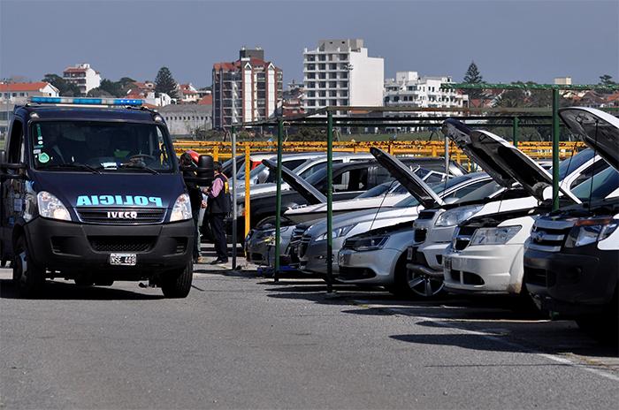 Lavado Total: entregan siete vehículos decomisados en la causa