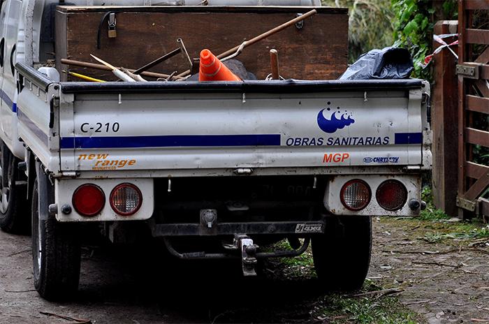 Temporal: siguen los trabajos para optimizar la provisión de agua