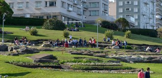 """Ratas: """"En Parque San Martín hay menos, pero más en el Galíndez"""""""