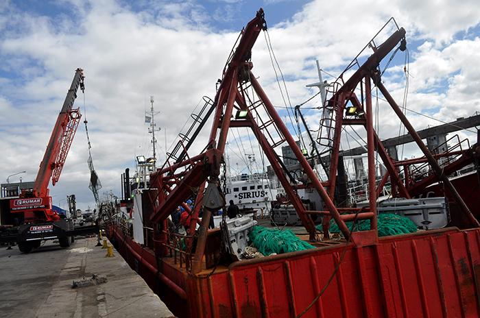 Vuelven a reclamar la renovación de la flota pesquera