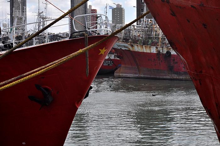 """Crisis en el Puerto: """"Al menos paró el silencio y eso de dilatar"""""""