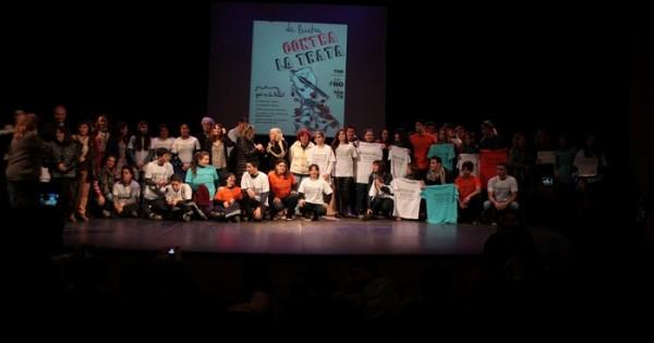 Concurso de arte contra la trata reunió a más de 400 estudiantes