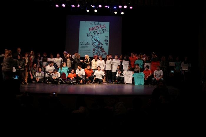 Lanzan el segundo concurso intercolegial contra la trata