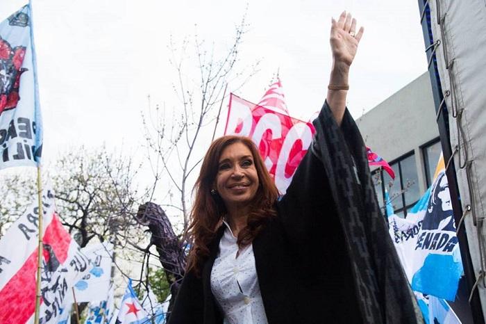 La carta de Cristina Kirchner sobre el crimen de Lucía