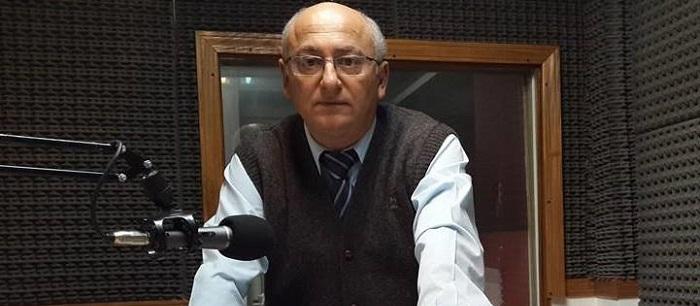 Detuvieron a Daniel Viglione en la ciudad de Mendoza