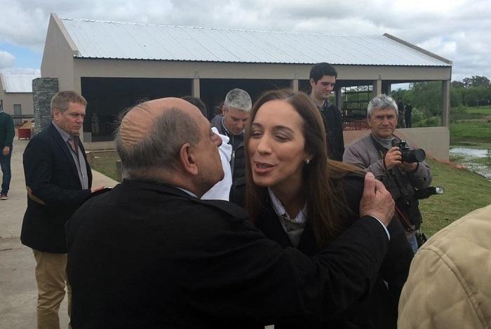 """Desde Morón, Arroyo anunció que el nuevo hospital """"es un hecho"""""""