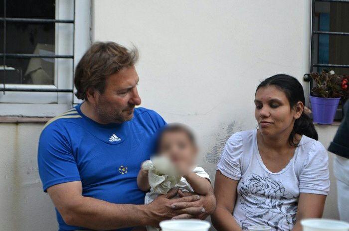La pareja acusada de violar y matar a su beba se negó a declarar
