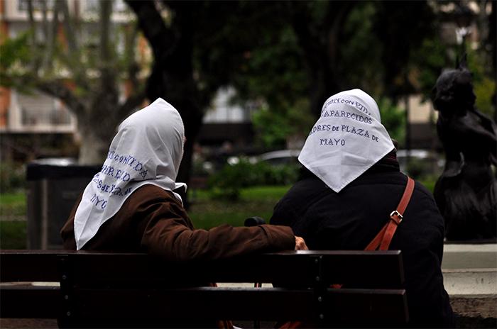 """Madres de Plaza de Mayo, 44 años: """"Toda nuestra lucha fue en la calle"""""""