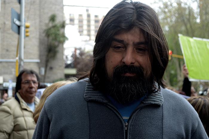 Crimen de Lucía: amenazaron con un arma al papá de la joven