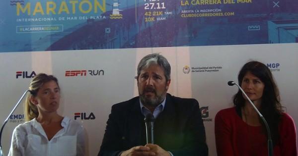 Maratón: hay que ir a Capital para pagar en efectivo la inscripción