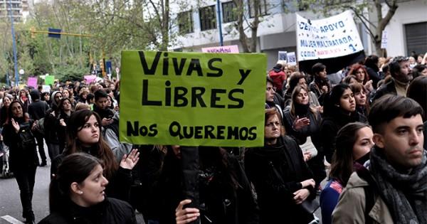 """Violación en Parque Palermo: """"Queremos caminar tranquilas"""""""