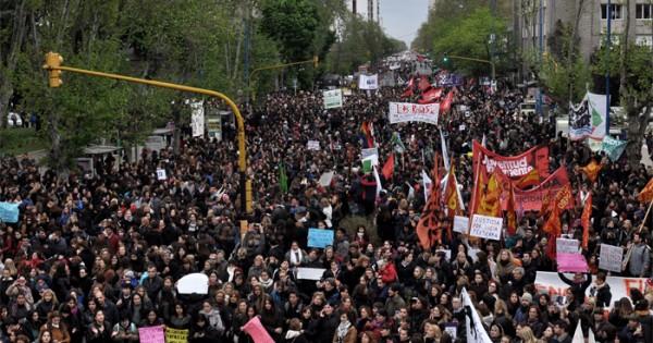 #8M: mujeres de todo el mundo, en huelga por la igualdad de derechos