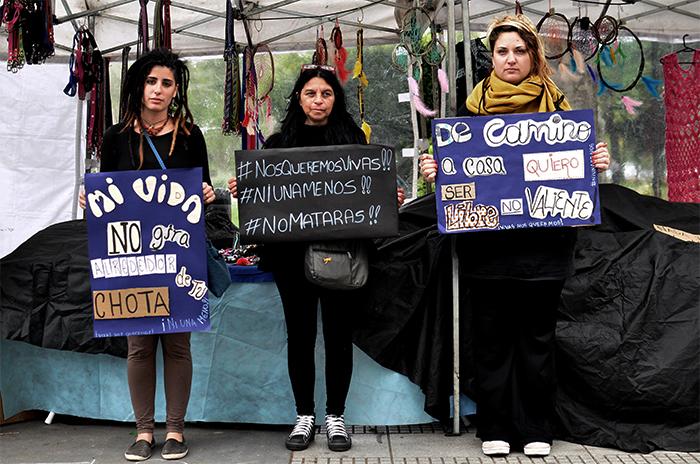 """Paro de mujeres: """"Si nuestras vidas no valen, produzcan sin nosotras"""""""