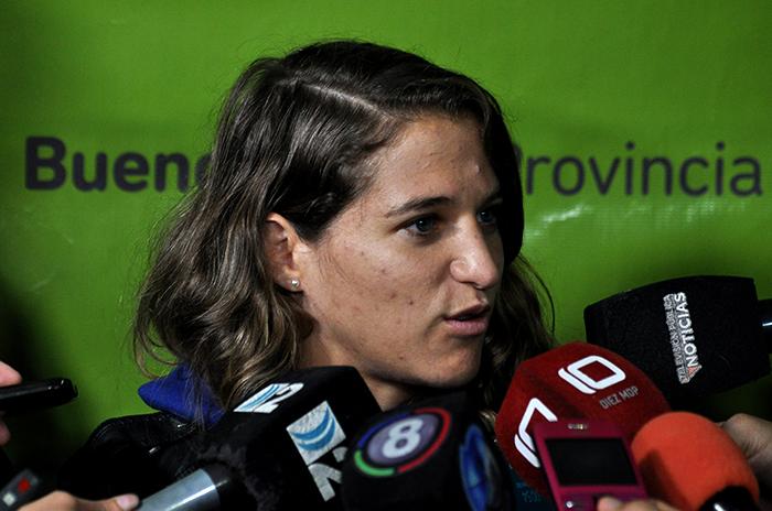 """""""El deporte y el estudio nos complementan para ser mejores"""""""