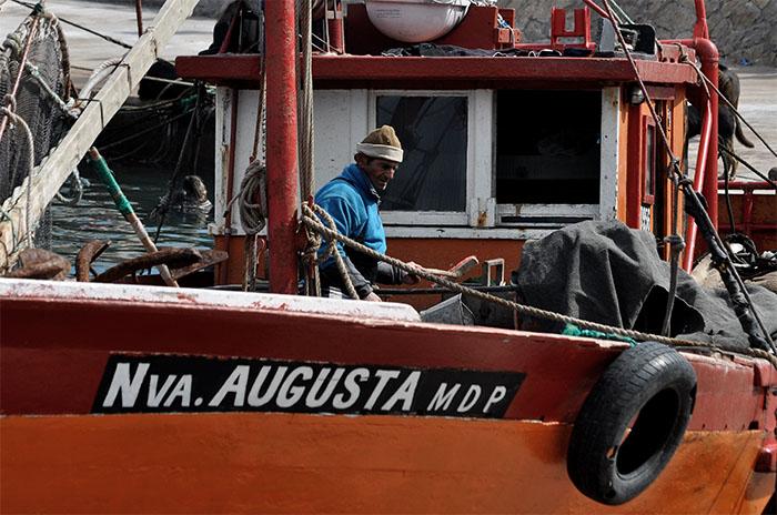 """""""Tengo miedo realmente del futuro; el Puerto necesita trabajo"""""""