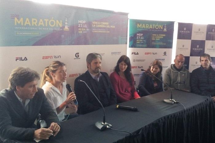 Presentacion Maraton