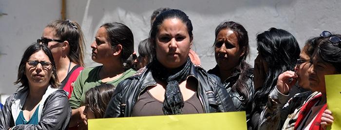 """Femicidio de Valeria: """"Lo único que necesitamos es Justicia"""""""