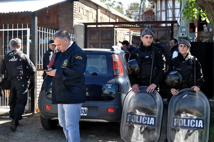 Así operaban dos familias narcos en Mar del Plata