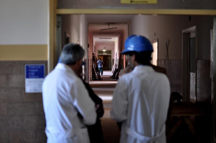 HIGA: obras en marcha y proyección de otro hospital