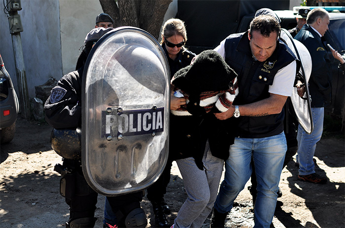 Operativo Libertad: prisión preventiva para doce acusados
