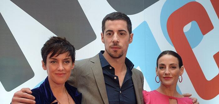Alfombra roja: artistas, grandes fanáticos del Festival de Cine
