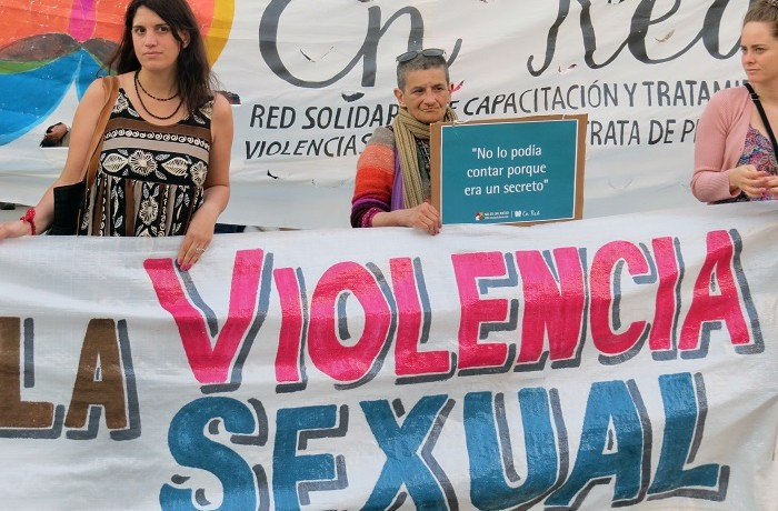 Marcha abuso sexual 04