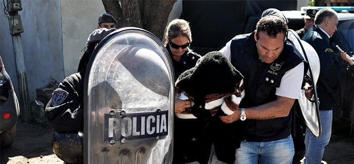 Operativo Libertad: 9 detenidos y 60 kilos de marihuana incautada