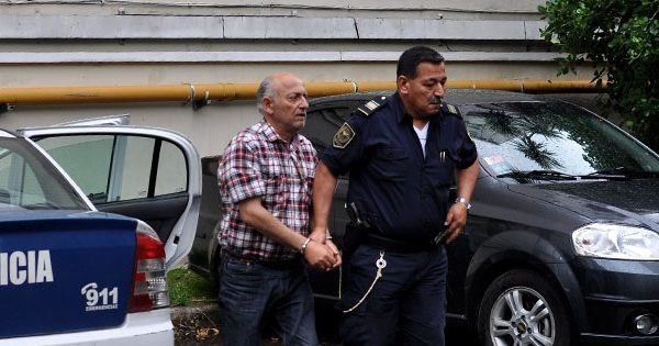 Viglione detenido: se espera su declaración