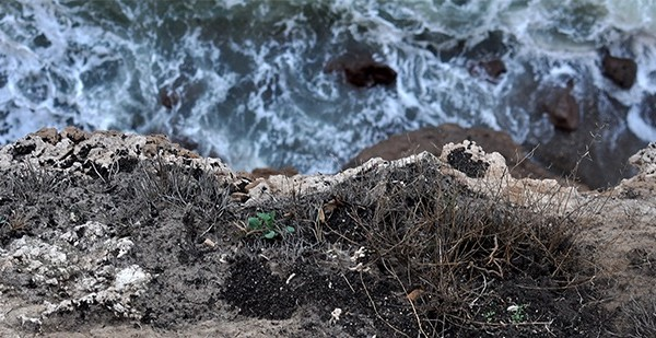 Encontraron un cuerpo en la zona de Acantilados