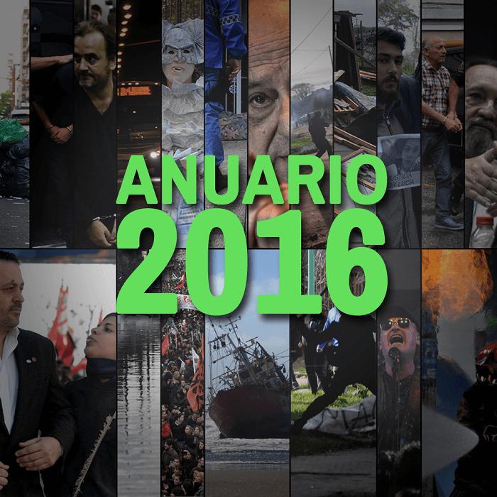 Anuario 2016 Mar del Plata