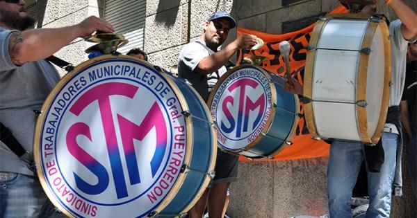 Municipales: este miércoles, retención de tareas y protesta