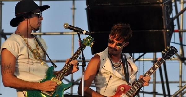 Los Kuryaki, Nebbia y Leo García festejan 50 años de rock argentino