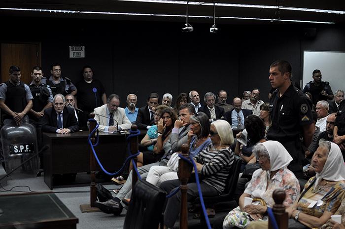 CNU: perpetua para Demarchi, Durquet y Otero