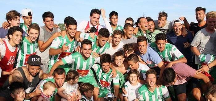 Kimberley campeón del Clausura