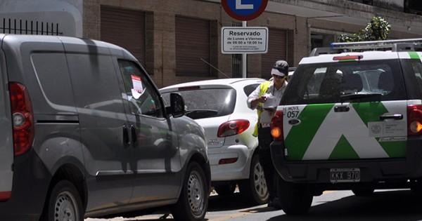 Tránsito: las multas locales, registradas en todo el país
