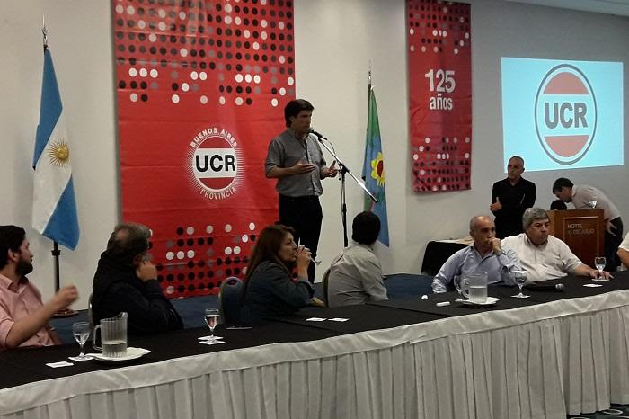 """""""La UCR integra Cambiemos con autonomía para tomar decisiones"""""""