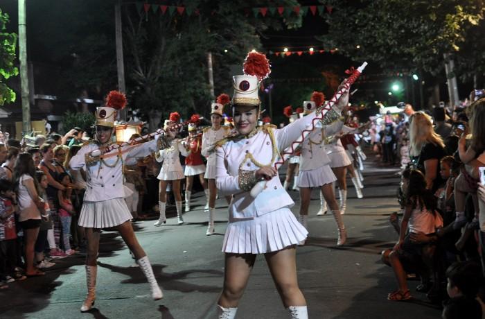 PASEO NAVIDAD OLAZABAL 2016 (6) GUARDIA DEL MAR