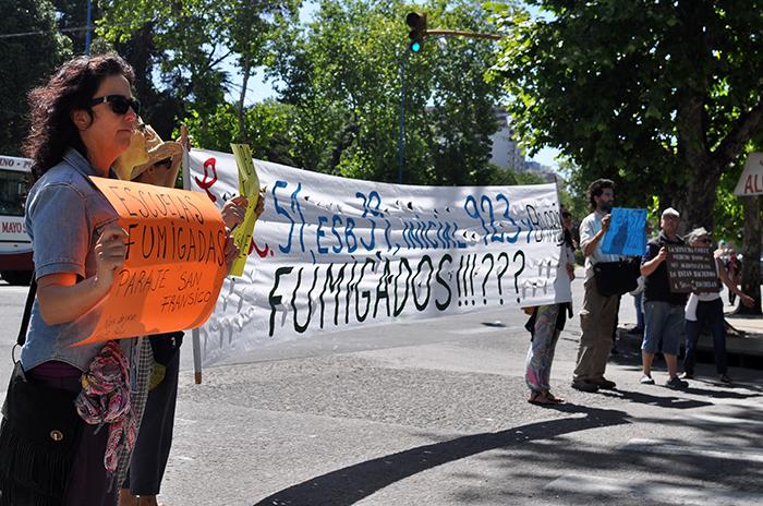 """Fumigaciones: """"Arroyo defiende lo contrario a lo que votó"""""""