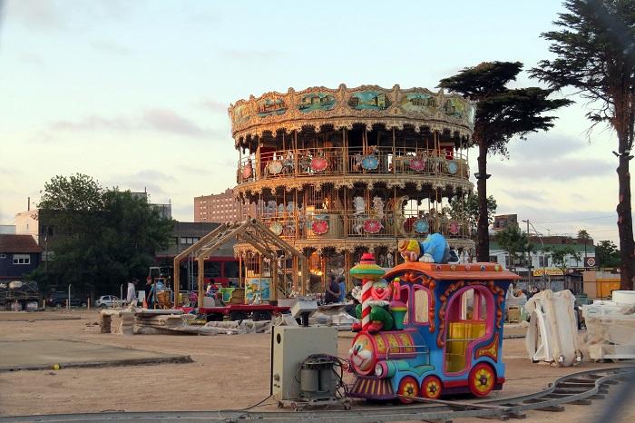 Finalmente habilitarán al parque de diversiones de Juan B. Justo