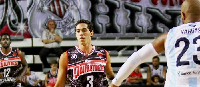 Quilmes superó a La Unión de la mano de Luca Vildoza
