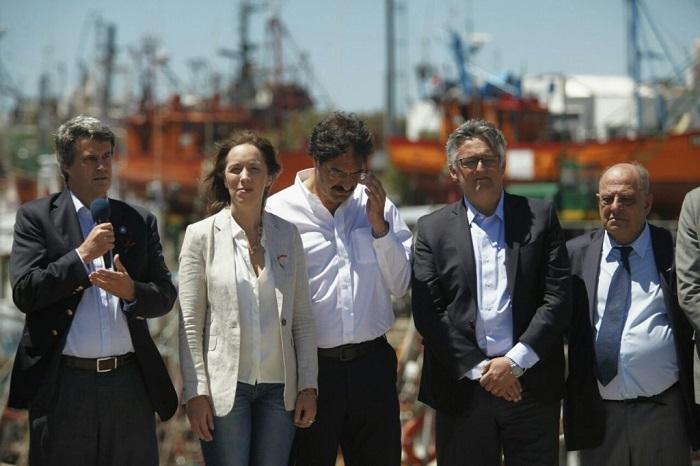 Puerto: anuncian 450 millones de pesos para reactivar el sector