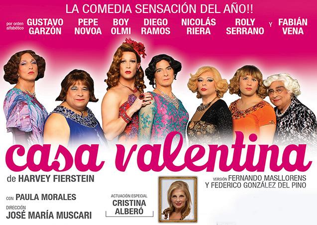[teatro] CASA VALENTINA @ Teatro Atlas | Mar del Plata | Buenos Aires | Argentina