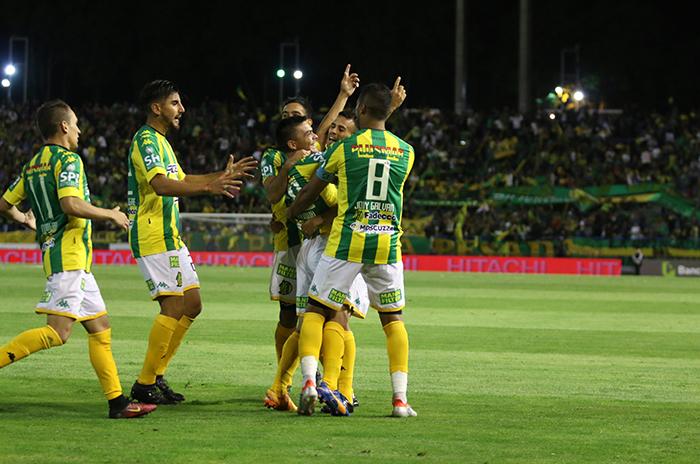 Aldosivi podría jugar un amistoso con Boca en el Minella